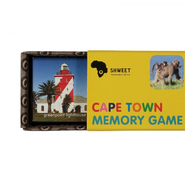 Cape Town Memory Game