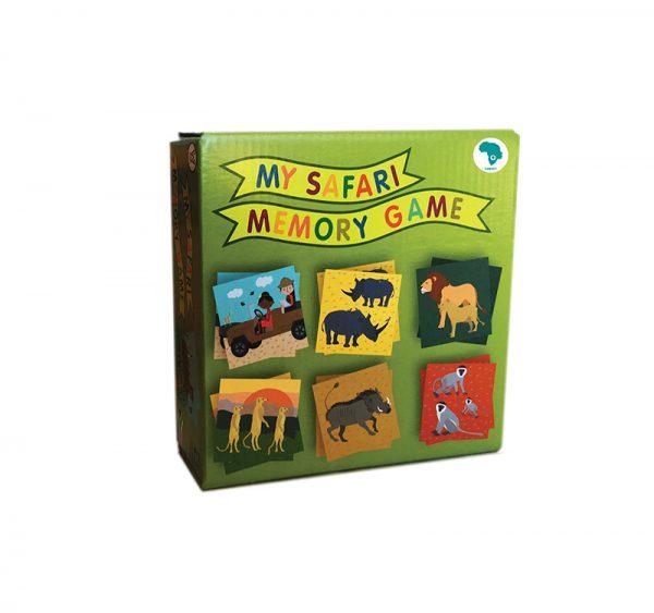 my safari memory game