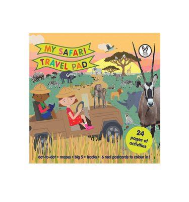 My Safari Travel Pad