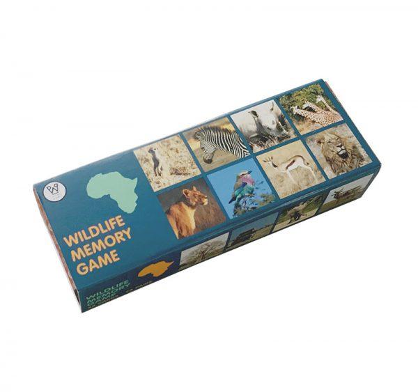my wildlife memory game