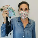 Face masks from Sera Holland -Handmade by Me offcuts
